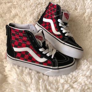 Vans high tops kids shoes! NWOT